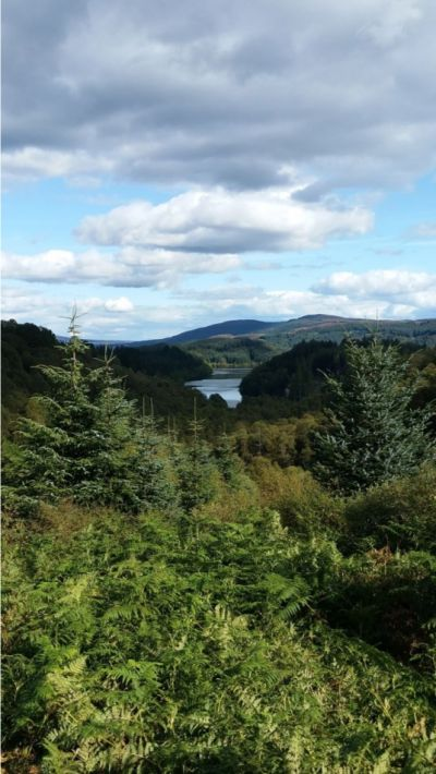 Loch Lomond & the Trossachs National Park
